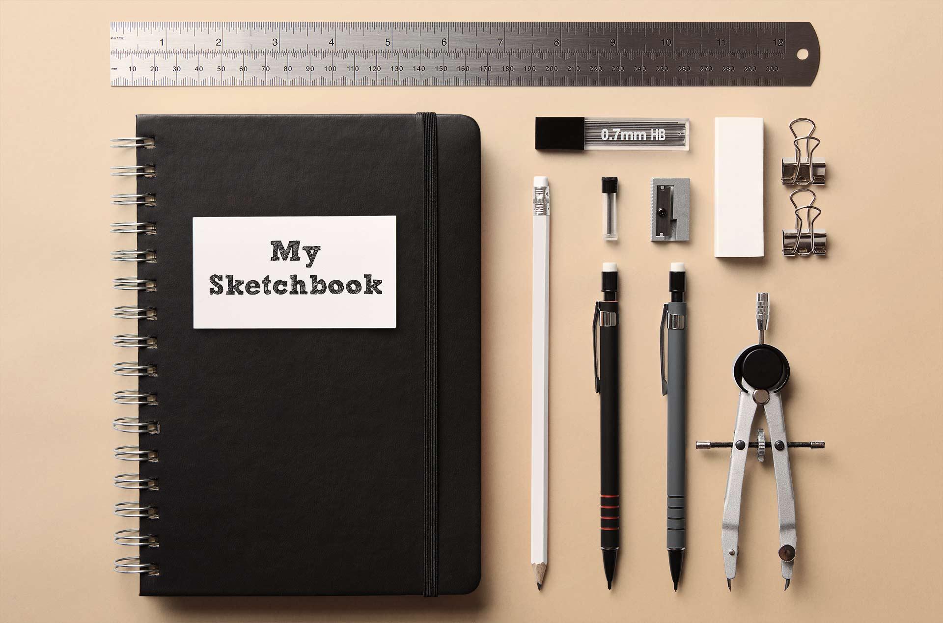 Sketch-Notebook_Logo-Design-Closed