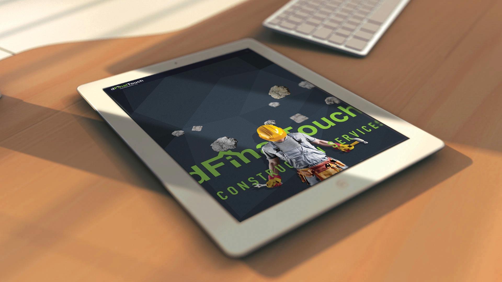 iPad-dFTCH-Website